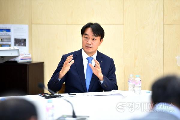 """[크기변환]김상호 시장 """"하남 교통혁명, 2030년 내 5철 · 5고 · 5광"""" 완성 한다(3).JPG"""