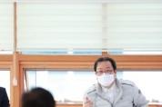 [남양주시]  조광한시장, 진접읍 에코패밀리와 함께 '깨끗한 에코로드 전면 정비'나서  -경기티비종합뉴스-